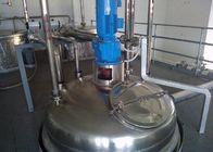 Fully Automatic Liquid Detergent Making Machine , Liquid