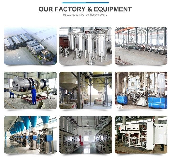 Solid Sodium Silicate Production Line , Sodium Silicate Drying Furnace